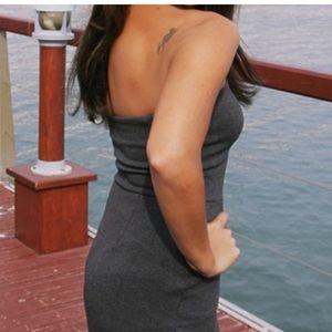 MNG Dress By Penelope & Monica Cruz Grey Medium